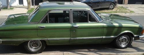 Car Ford 1979
