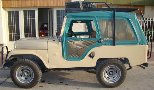 Car Jeep 1969