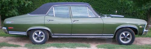 Car Chevrolet Chevy SS