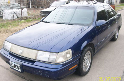 Car Mercury Sable LS 1990