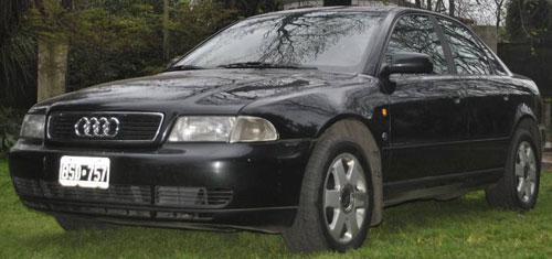 Auto Audi A4