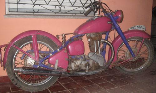Moto Ariel Red Hunter 1949