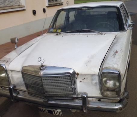 Auto Mercedez Benz 1975 Pick Up