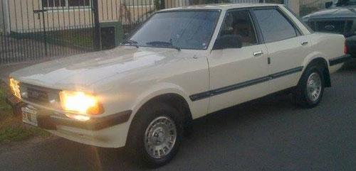 Car Ford Taunus