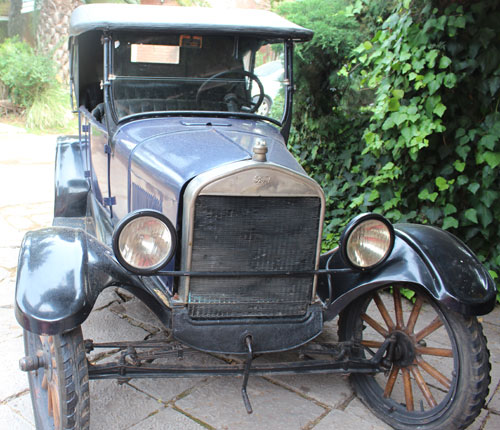 Car Ford T 1926