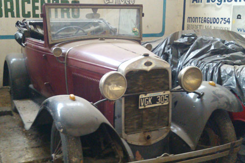 Auto Ford A Voiture 1931