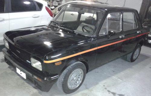 Auto Fiat 128 Europa Iava
