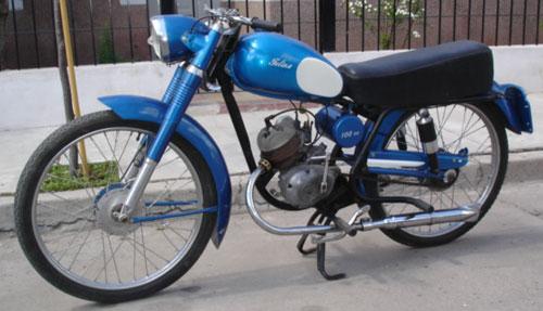 Moto Felina 1958