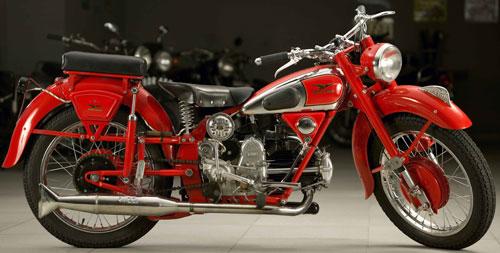 Moto Guzzi 1947