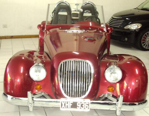 Auto Morgan