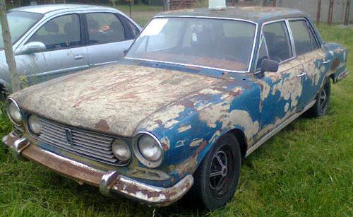 Car IKA Torino S Sed�n 1969