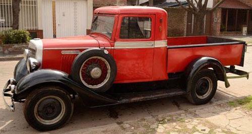 Car International M101 1936