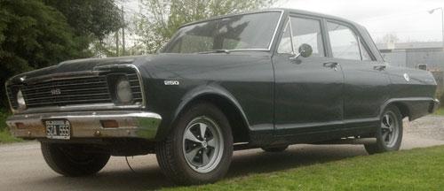 Car Chevrolet 400