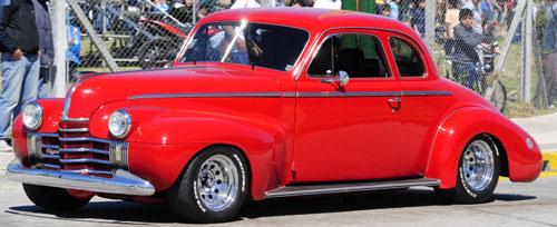 Auto Oldsmobile Coupé 1940