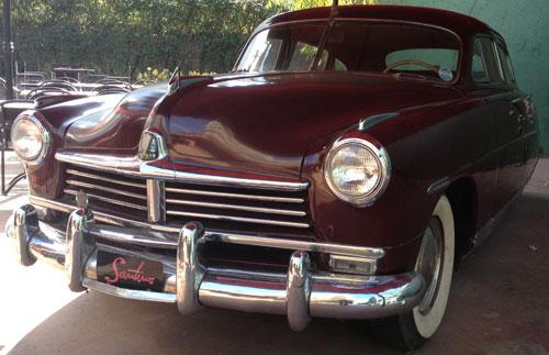 Car Hudson 1948