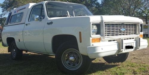 Car Chevrolet 1974