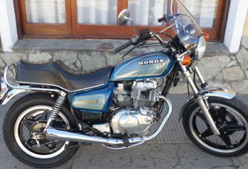 Auto Honda CM 400T