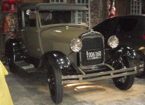 Car Ford A 1928