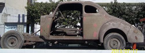 Car Packard 1939