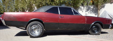 Auto Dodge Polara RT