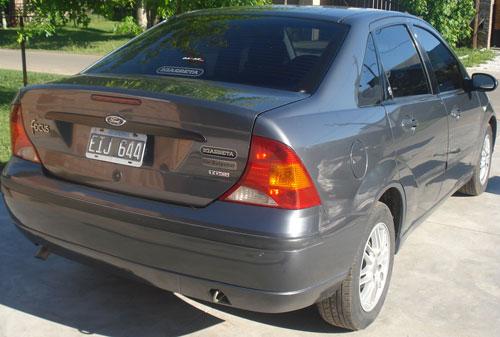 Auto Ford Focus 1.8 TDI