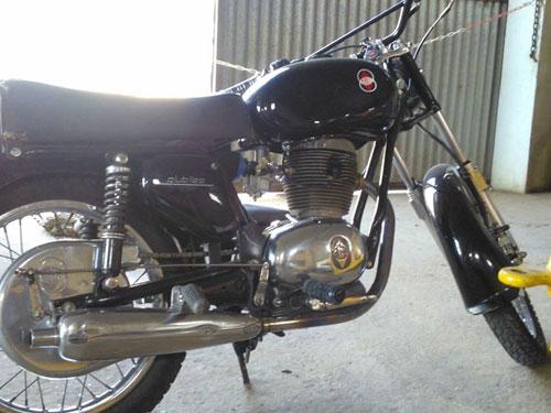 Motorcycle Gilera 1963