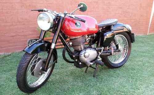 Gilera 200 Motorcycle