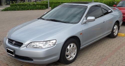 Car Honda Accord