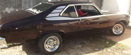 Auto Chevrolet Chevy