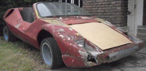 Auto Buggy Martos CP24