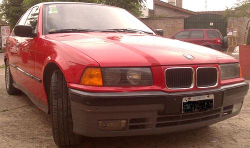 Car BMW 316i