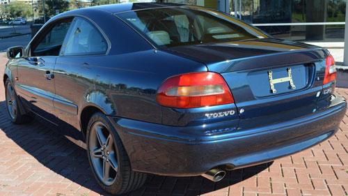 Auto Volvo C70 T5 Coupé