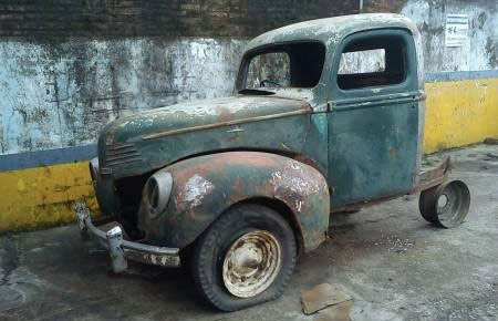 Auto Ford 1940 Pick Up