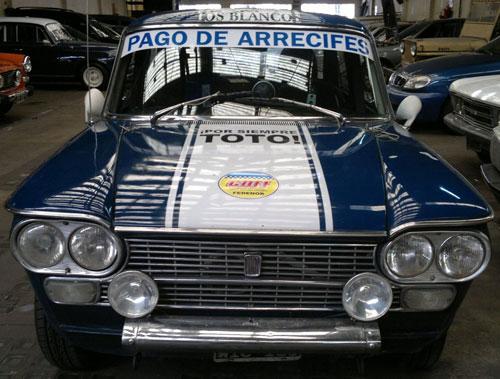 Car Fiat 1500 1966