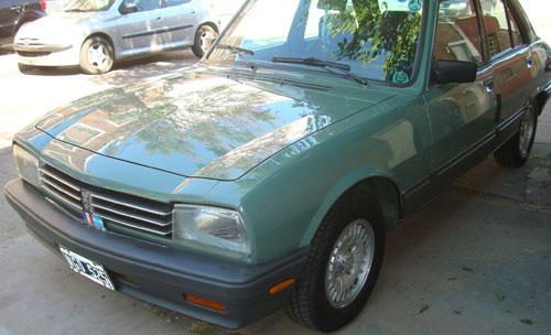 Auto Peugeot 504 1987