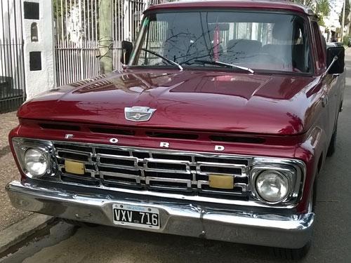 Car Ford 1964