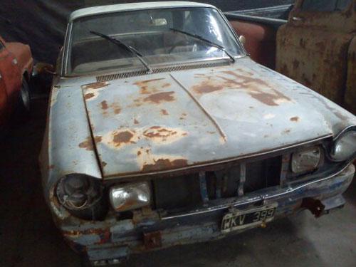 Auto Torino Coup� 1967