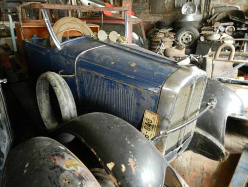 Car Pontiac 1928