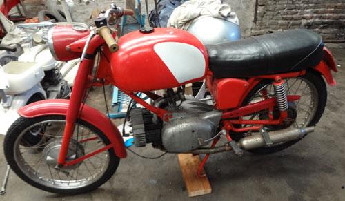 Rumi 200 Motorcycle