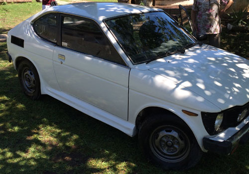 Auto Suzuki Cervo