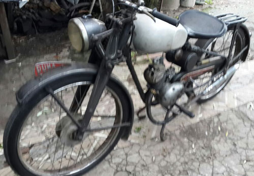 Moto Puma 98 1958