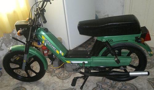 Auto Garelli Noi Matic 1991