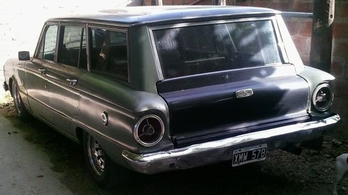 Auto Ford 1971