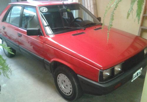Car Renault R11 TS 1987