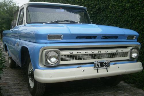 Car Chevrolet C10 1966