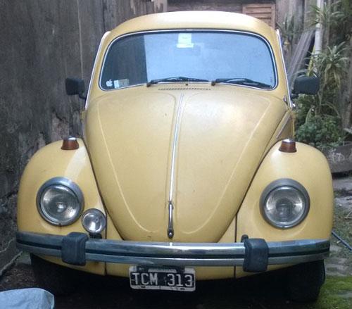Auto Volkswagen 1300 Escarabajo