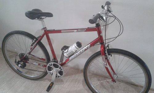 Bicicleta Zenith Versa