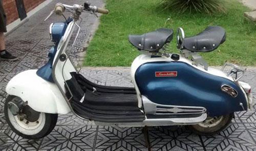 Moto Siambretta 150 LD 1960