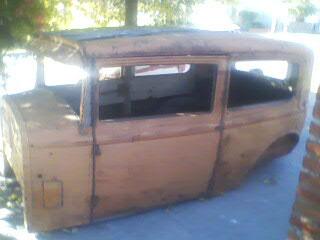 Auto Dodge 1930