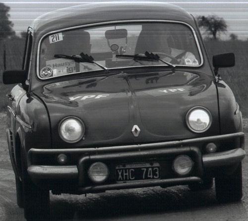 Car Renault Gordini